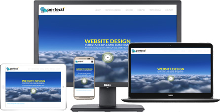 Perfect Web Design responsive website design