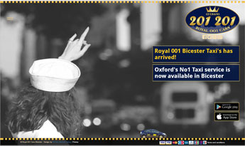 Royal 001 Taxis Responsive Website Design